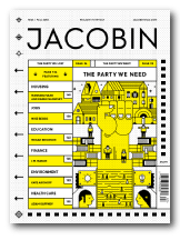 Discover Jacobin on-line here...