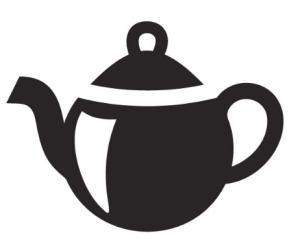 Equaliteas teapot image and web link