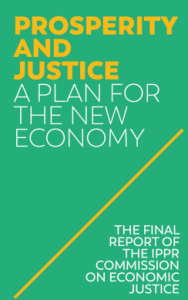 Prospetiy & Justice IPPR Report - cover image and web link