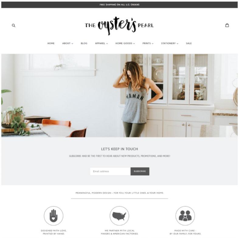 shopify experts portfolio