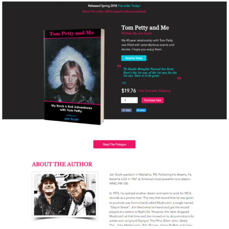 shopify marketing portfolio