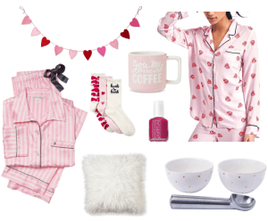 Valentine's Day Look Book: A Night In