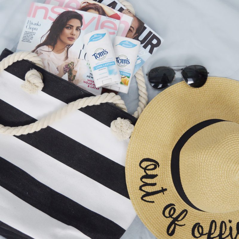 Everyday Summer Bag Essentials