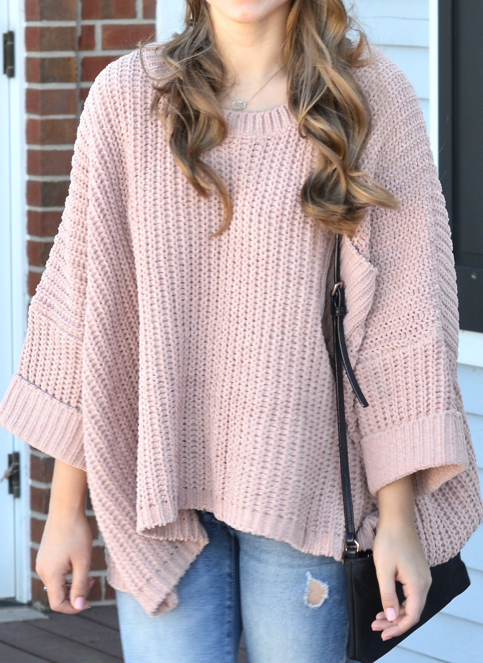Chunky Knit Fall Sweater