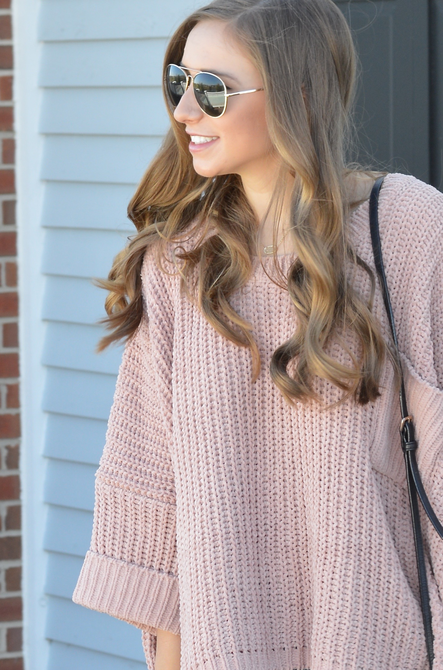 Blush Cozy Sweater