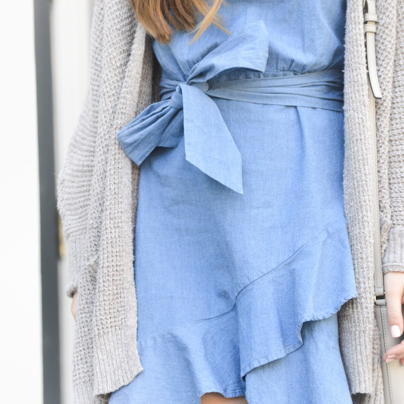 Perfect Wrap Dresses for Work and Play