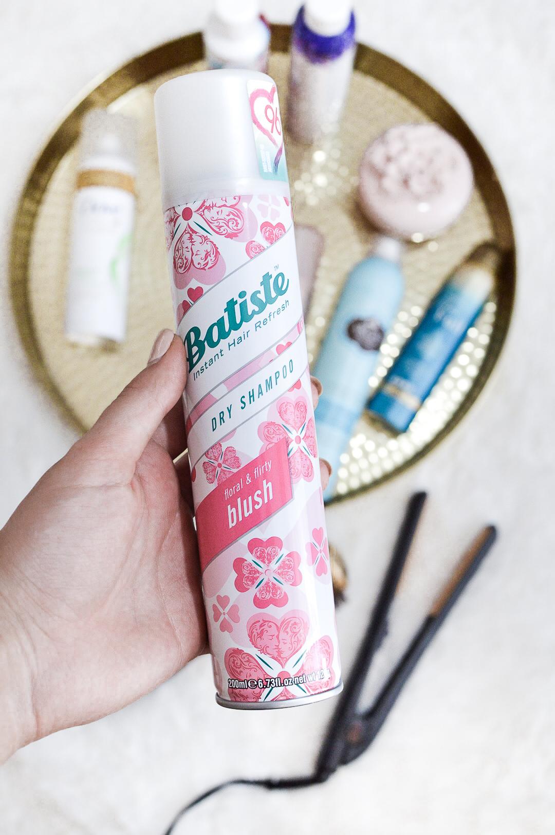 Best Drugstore Dry Shampoo: Batiste