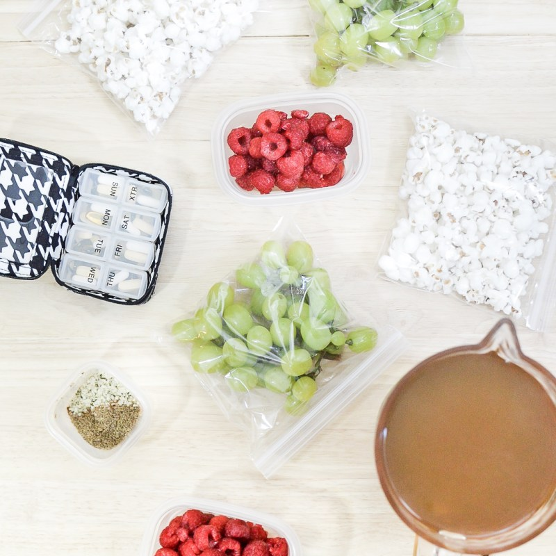 Five Things You're Not Meal Prepping (But Should)