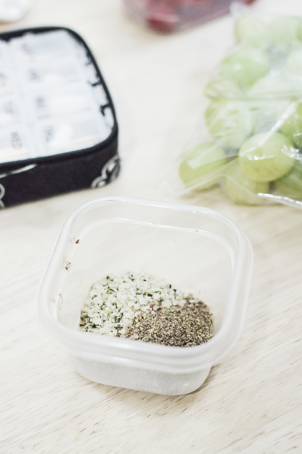 5 Things You're Not Meal Prepping, But Should: Add-Ons