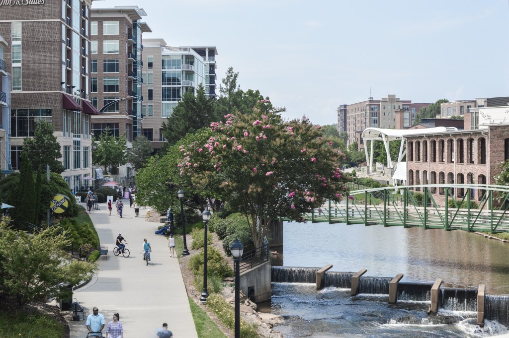 What to Do in Greenville, South Carolina