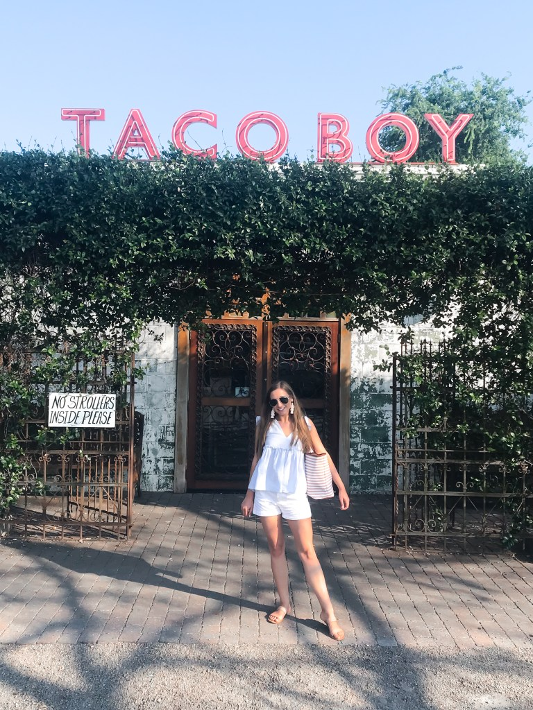 Where to Eat in Charleston: Taco Boy