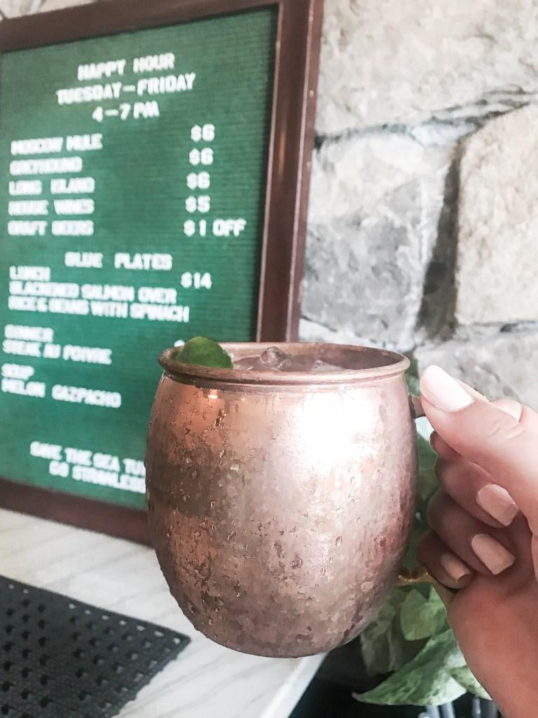 Best Happy Hour in Charleston: Rarebit