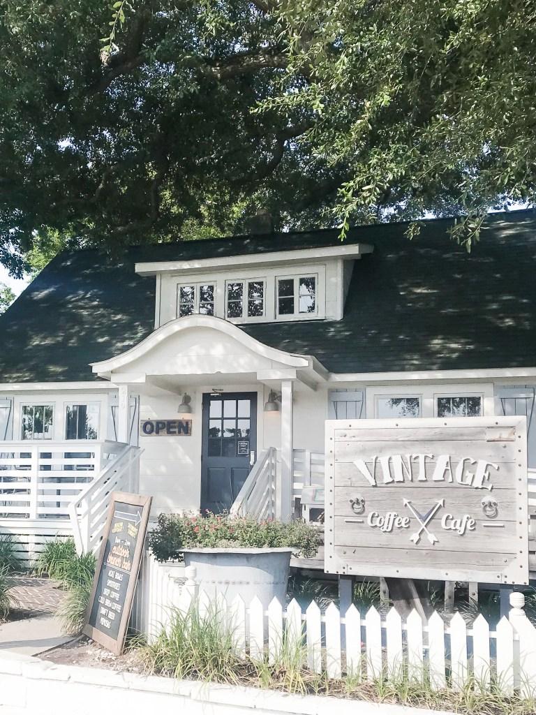 Best Coffee Shops in Charleston | Vintage Coffee Cafe