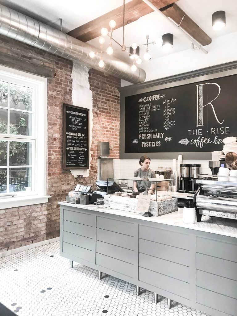 Coffee Shops in Charleston: The Rise