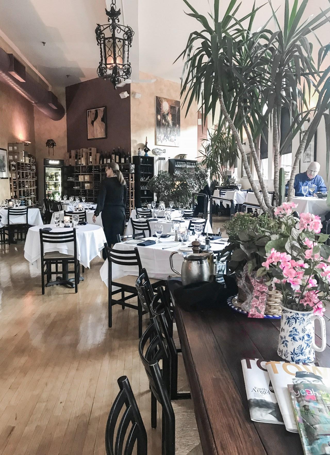Where to Eat in Greenville, South Carolina - Ristorante Bergamo | Greenville Travel Guide