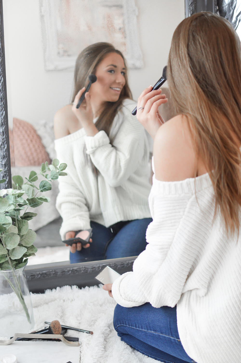 Easy Everyday Makeup Routine Using Clean Beauty