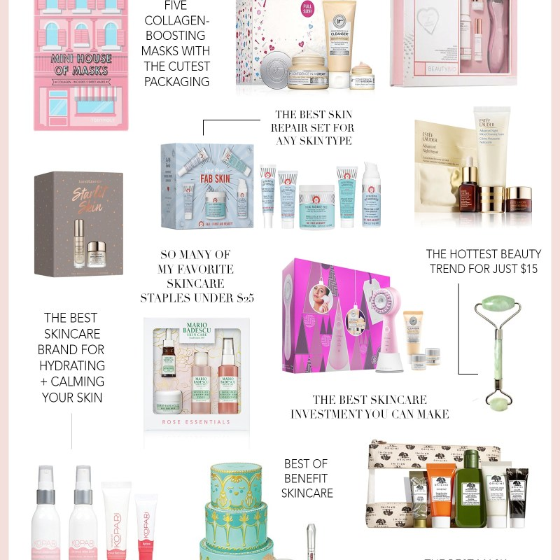 Holiday Gift Guide for the Skincare Lover