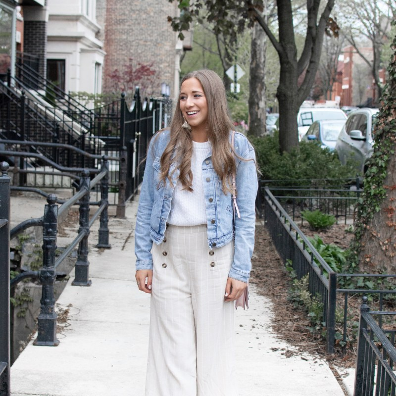 Tips for Creating Transitional Spring to Summer Outfits
