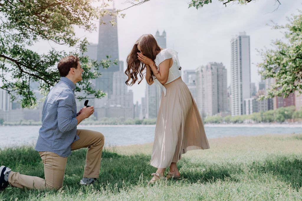 How He Asked: My Proposal Story