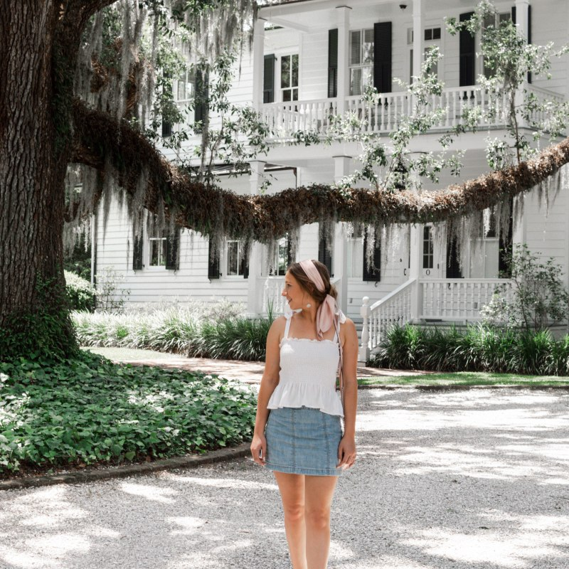 Summer Vacation Styles: What to Wear to Charleston, Charlotte, Greenville or Beaufort