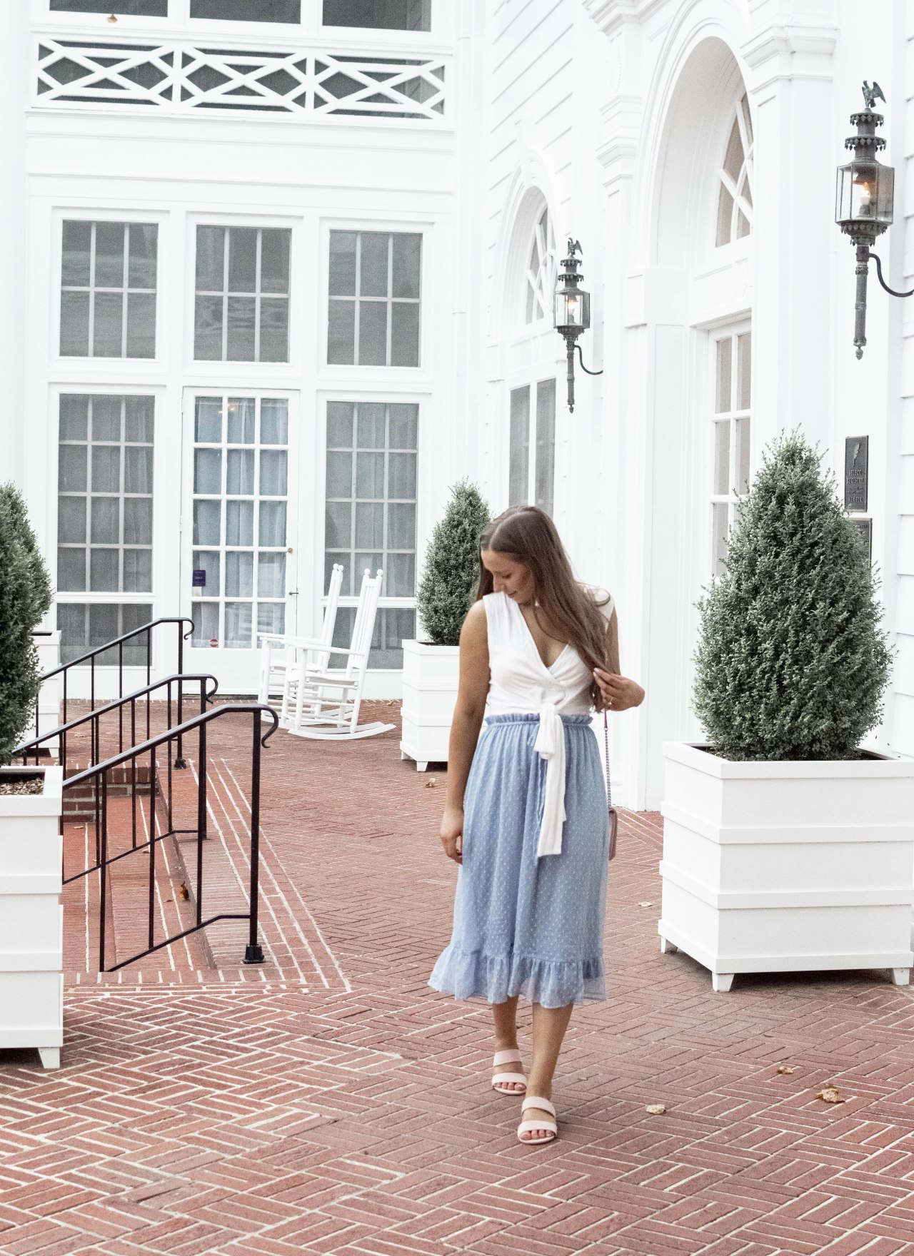 Where to Stay in Charlotte, NC: The Duke Mansion