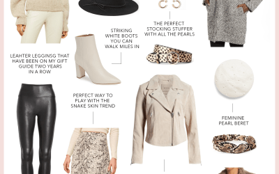 Trendy and Chic Gift Ideas | Holiday Gift Guide for the Trendsetter