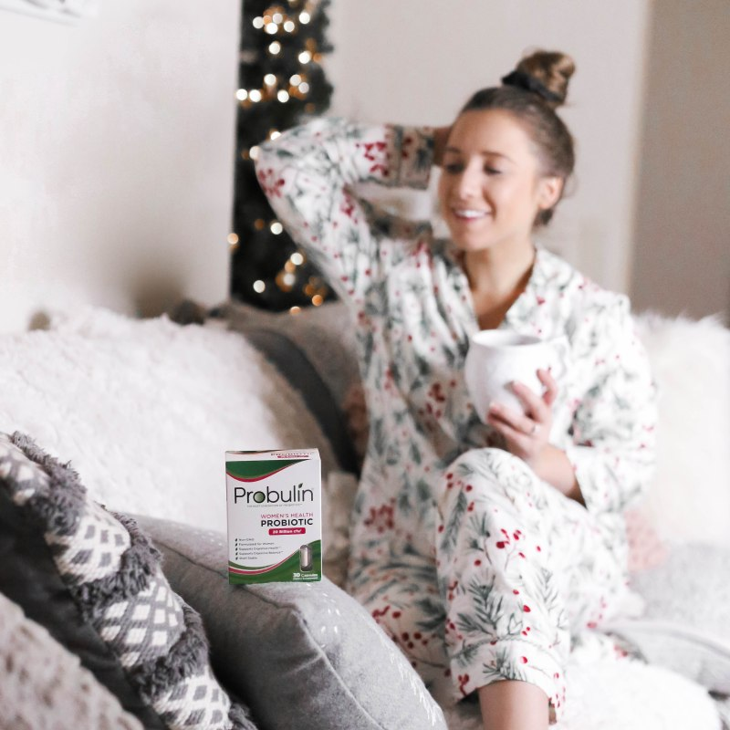 How to Stay Healthy Throughout the Holidays + Power of Probiotics