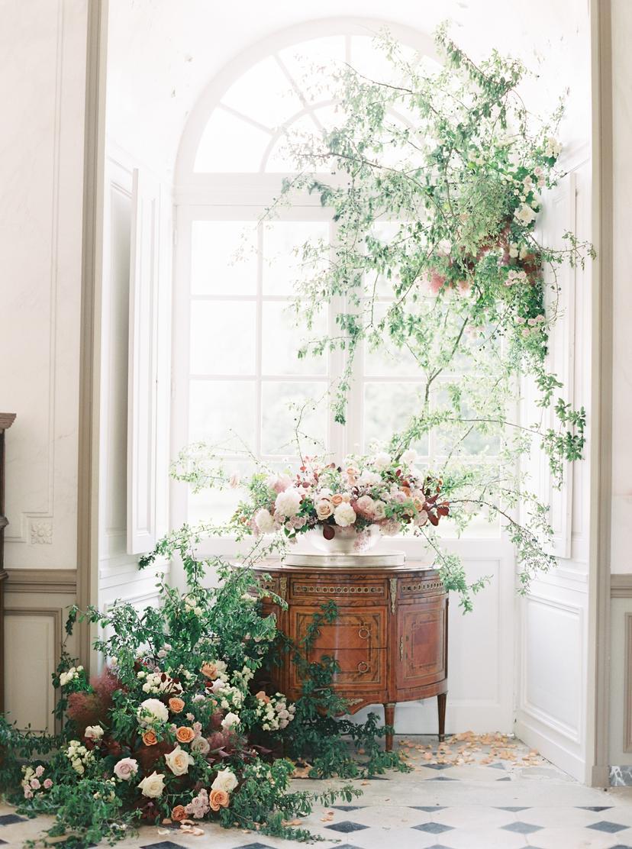 Vintage Wedding Decor Touches