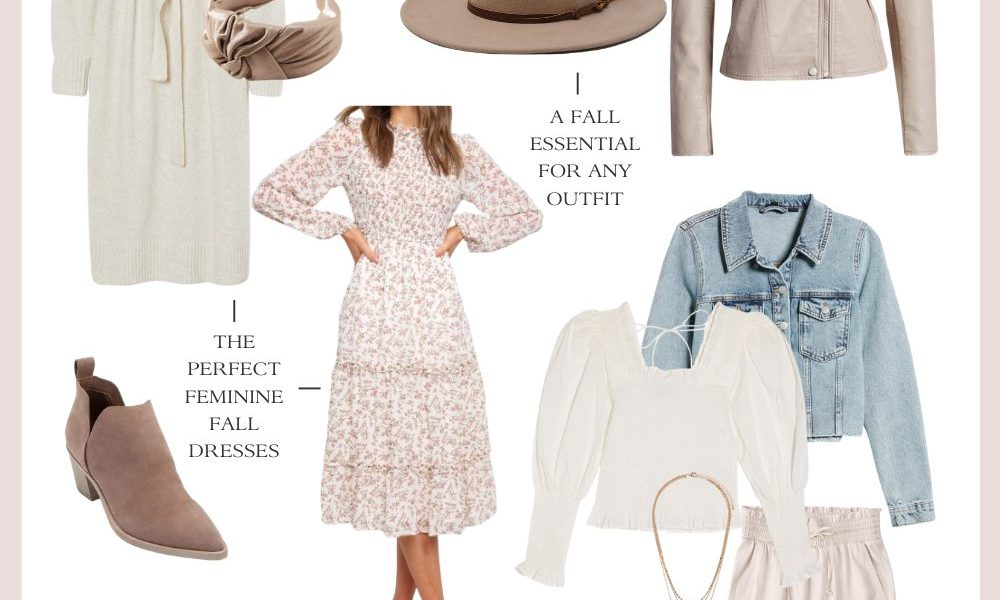 Fall Lookbook: Puffed Sleeves, Fall Hats, Lots of Layers + More