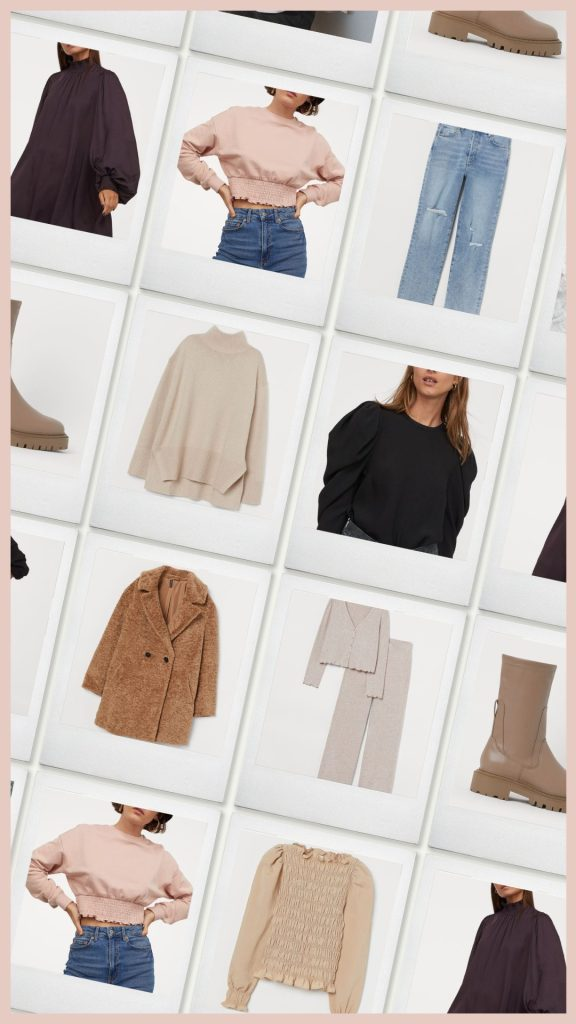 H&M Fall Site-Wide 20% Off Sale
