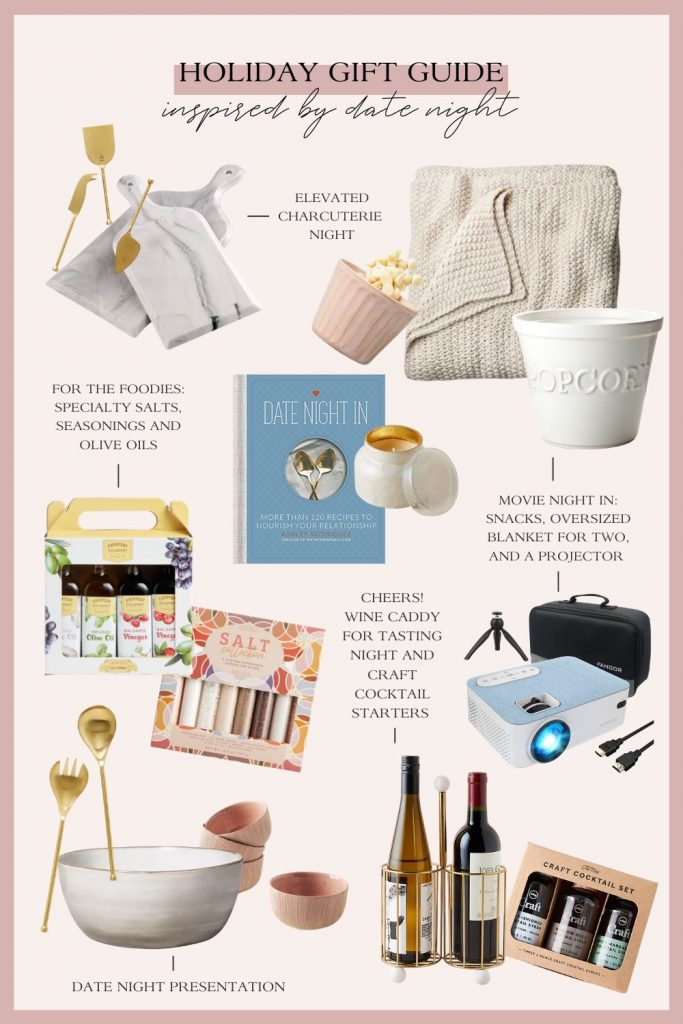 Gifts for Couples: Date Night-Inspired Holiday Gift Guide
