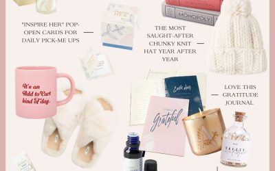 Holiday Gift Ideas Any Girl Would Love Under $30