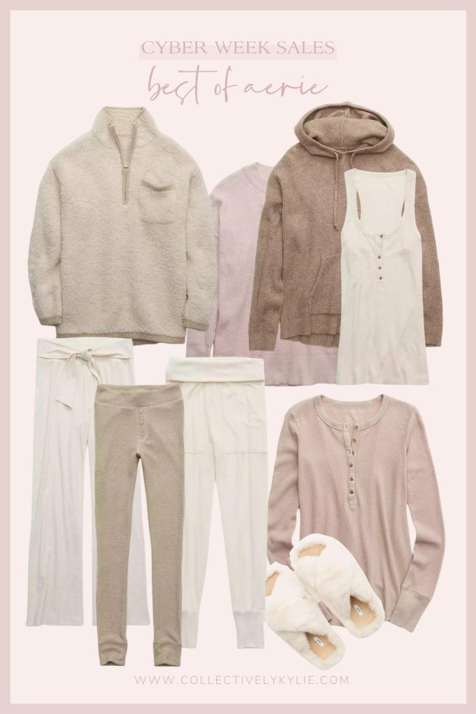 Best of Aerie's Black Friday and Cyber Week Loungewear