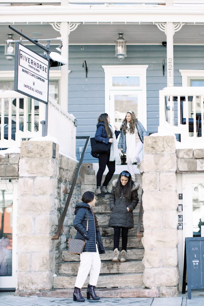 Girls Trip to Park City Travel Guide