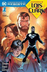 Superman: Lois und Clark - Die Ankunft 01