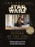 The Art of STAR WARS - Episode VI - RETURN OF THE JEDI - with new artwork created for the special edition films!