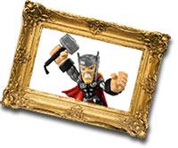 MARVEL Super Hero Mashers Micro - Thor