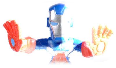 Super Hero Mashers Micro - Iron Patriot