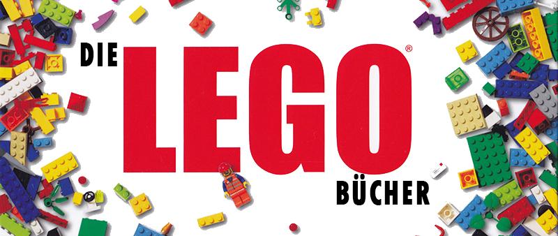 Die LEGO Bücher