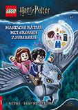 LEGO Harry Potter - Magische Rätsel mit großen Zauberern