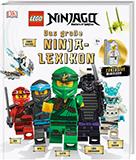 LEGO NINJAGO Das große Ninja-Lexikon: Mit exklusiver Minifigur