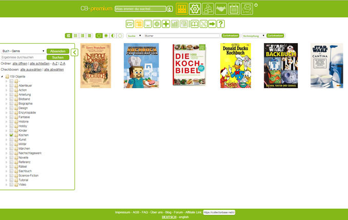 Geek Kochbücher - von STAR WARS bis zur Scheibenwelt