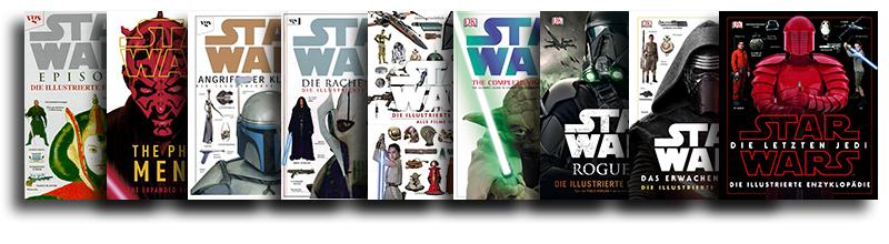 STAR WARS - Die illustrierte Enzyklopädie