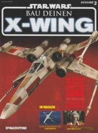 Bau Deinen X-Wing #2