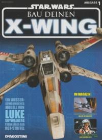 Bau Deinen X-Wing #1