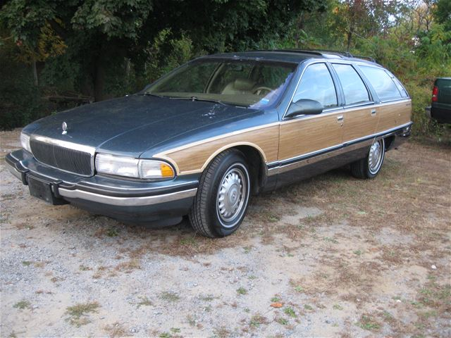 1996 Buick Roadmaster Station Wagon For Sale Albany New York