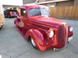 1938 Ford Pickup For Sale Langley, British Columbia