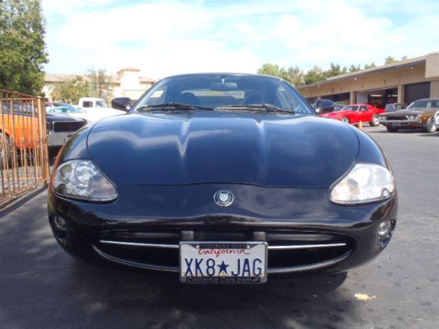 1999 Jaguar XK8 For Sale Thousand Oaks California