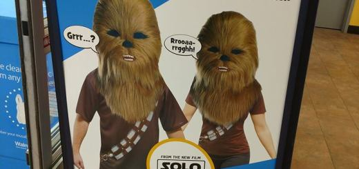 Rubies Costume Co Chewbacca Maskimal