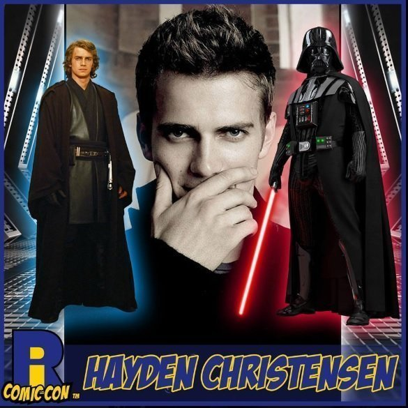 Hayden Christensen To Appear At Rhode Island Comic Con Collectors Cantina Com